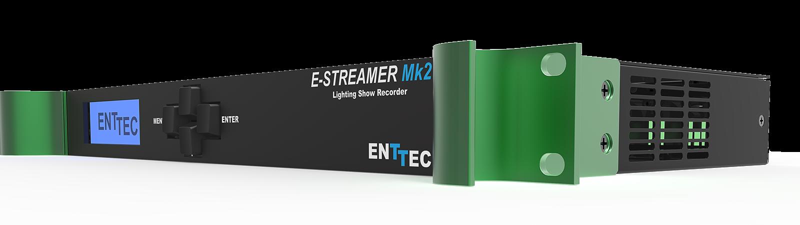 E-Streamer Mk2 | ENTTEC