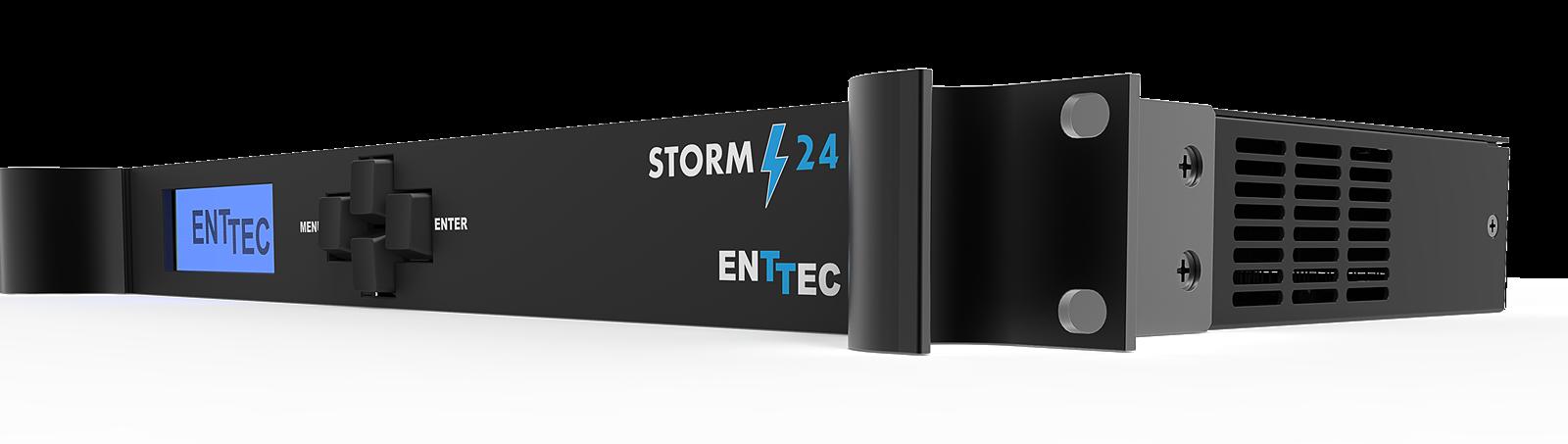 ethernet-to-DMX converter
