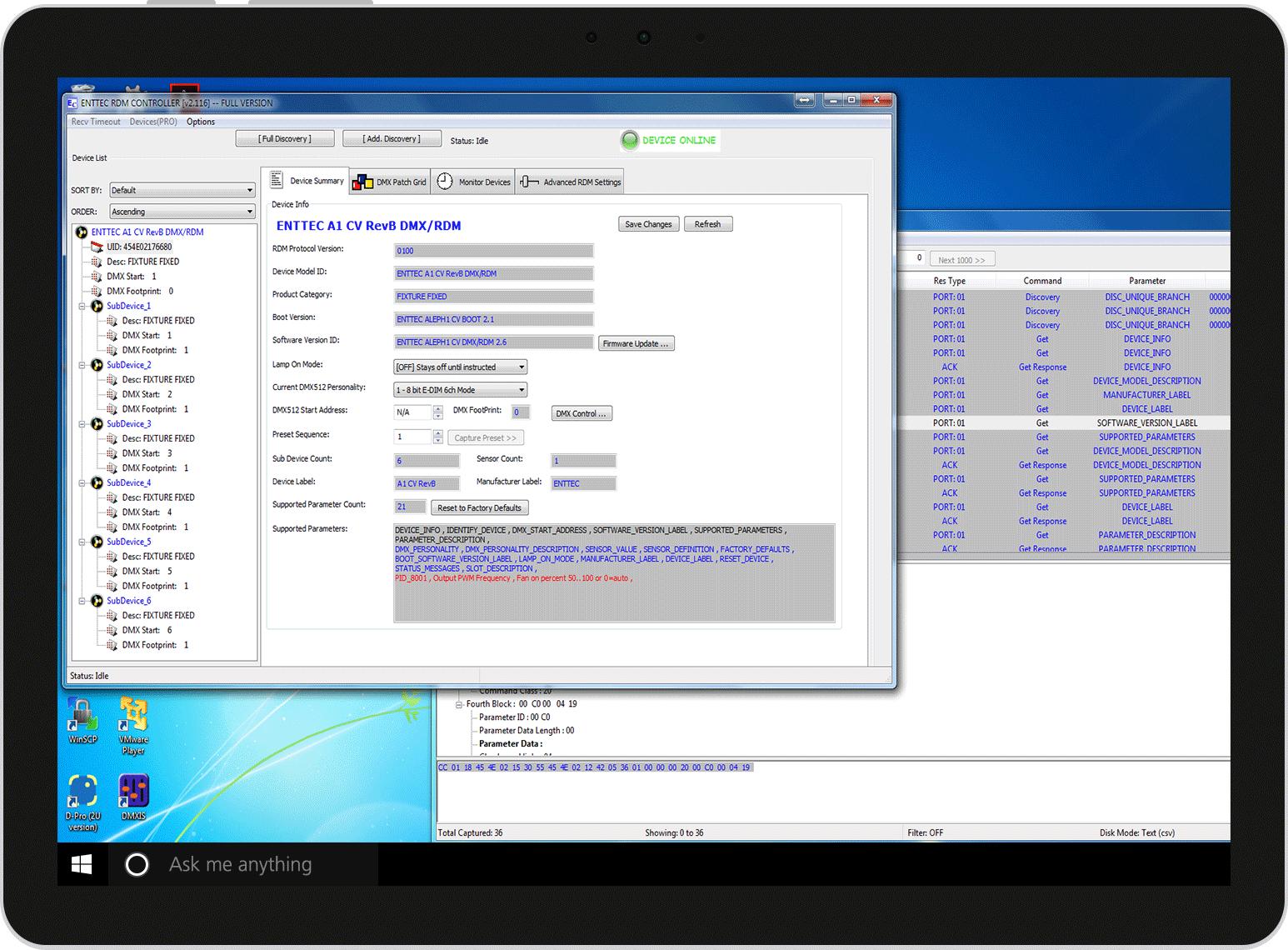 RDM Controller | ENTTEC