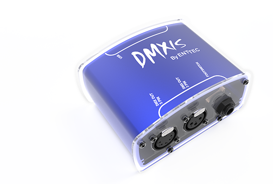 World leader in the most advanced DMX USB Interfaces | ENTTEC