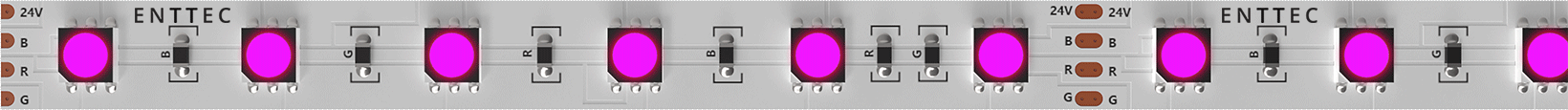 RGB LED tape (10m)